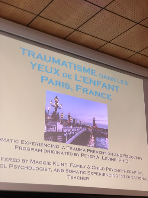 Curs intervenció en el Trauma en Infants – Paris 08-06-19