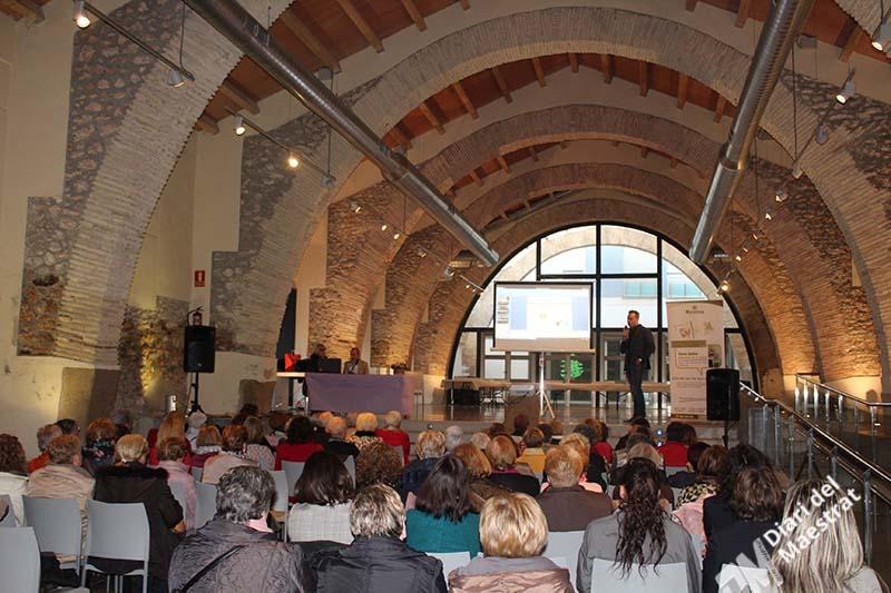 Conferència sobre la gestió emocional del dol a Benicarló