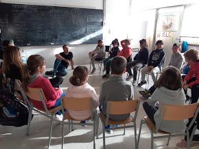 Taller de gestió emocional del Dol a l'escola del Mas de Barberans
